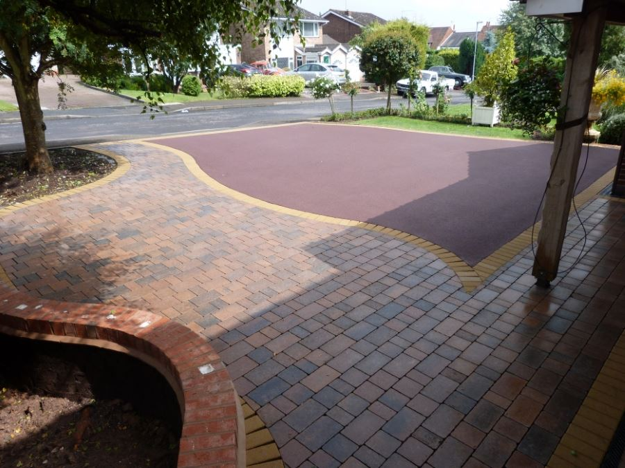 Driveway Paving Company in Carlisle, Cumbria and the North East