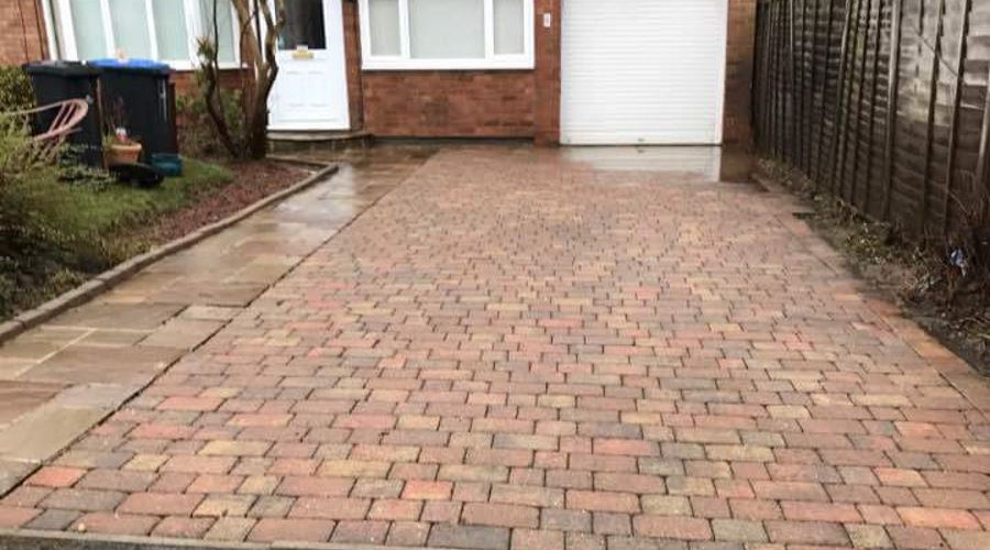 Driveway Sealing in Carlisle, Cumbria and the North East