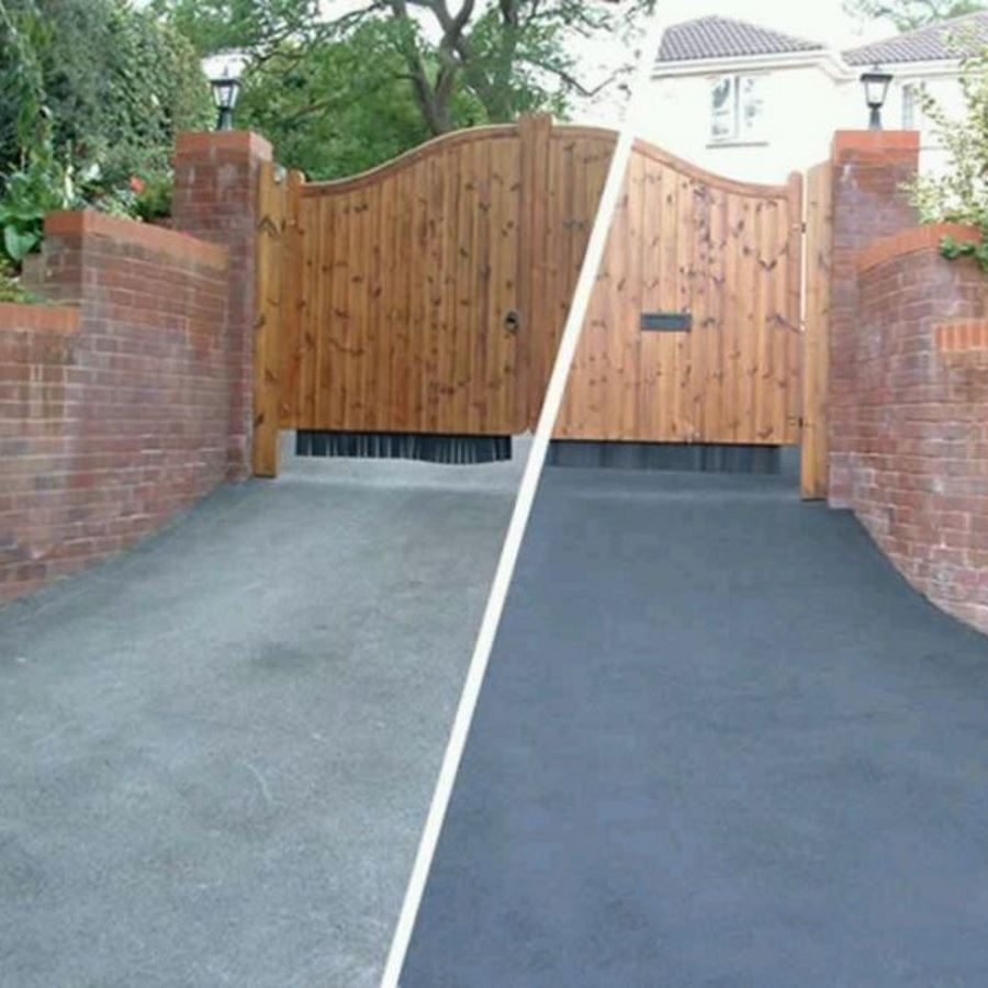 Paving and Tarmac Clean and Seal in Carlisle, Cumbria and the North East
