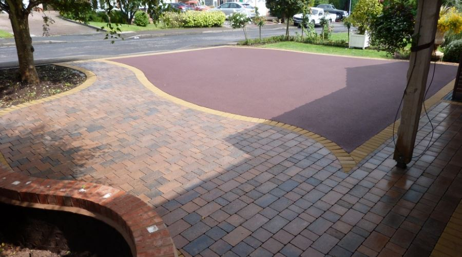 Picture Frame Tarmac and Paved Driveways in Carlisle, Cumbria and the North East